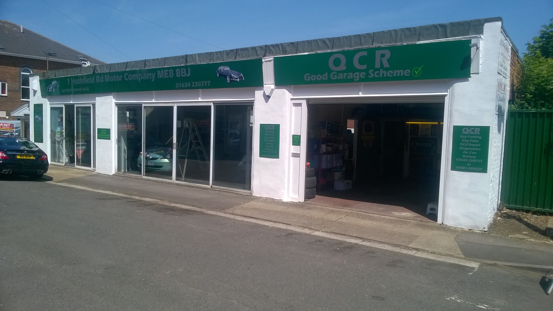 QCR Car Repairs For All Repairs